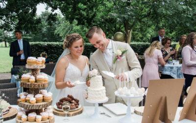 Bruiloft Paul & Melanie